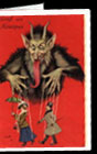 Krampus Cards